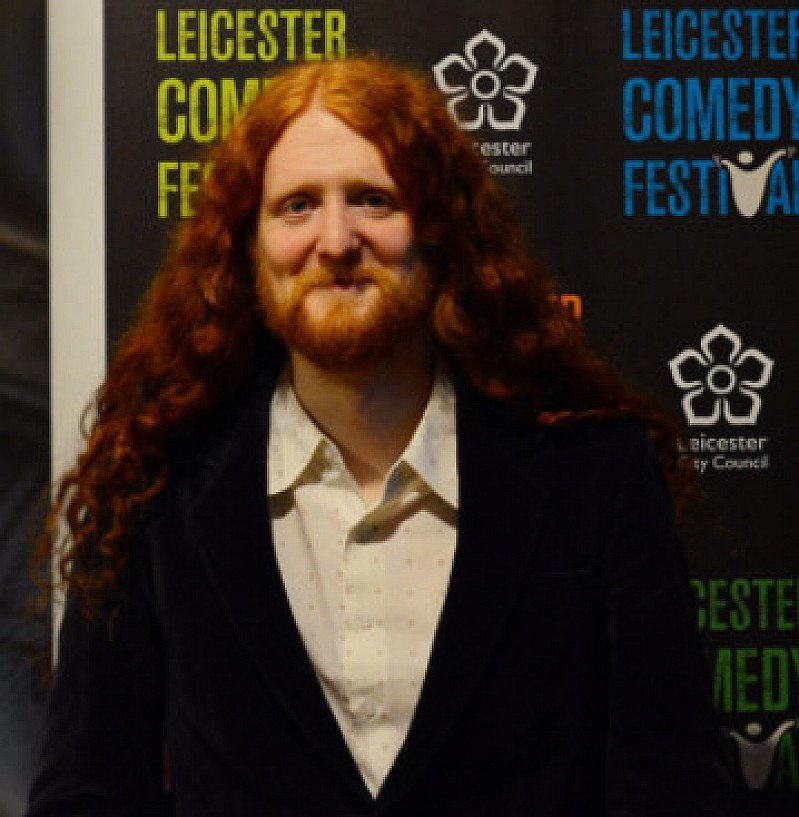 LEICESTER MERCURY COMEDIAN OF THE YEAR