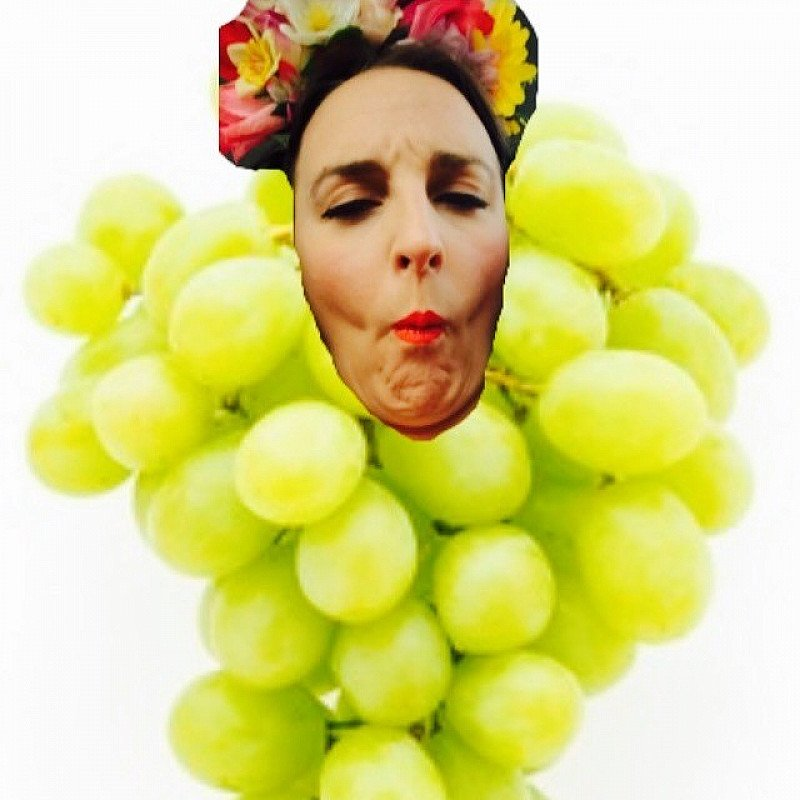 LUCY PEARMAN: GREAT GRAPES