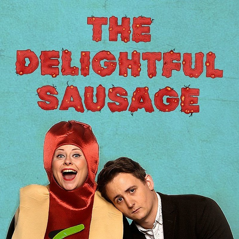 THE DELIGHTFUL SAUSAGE: COLD HARD CACHE
