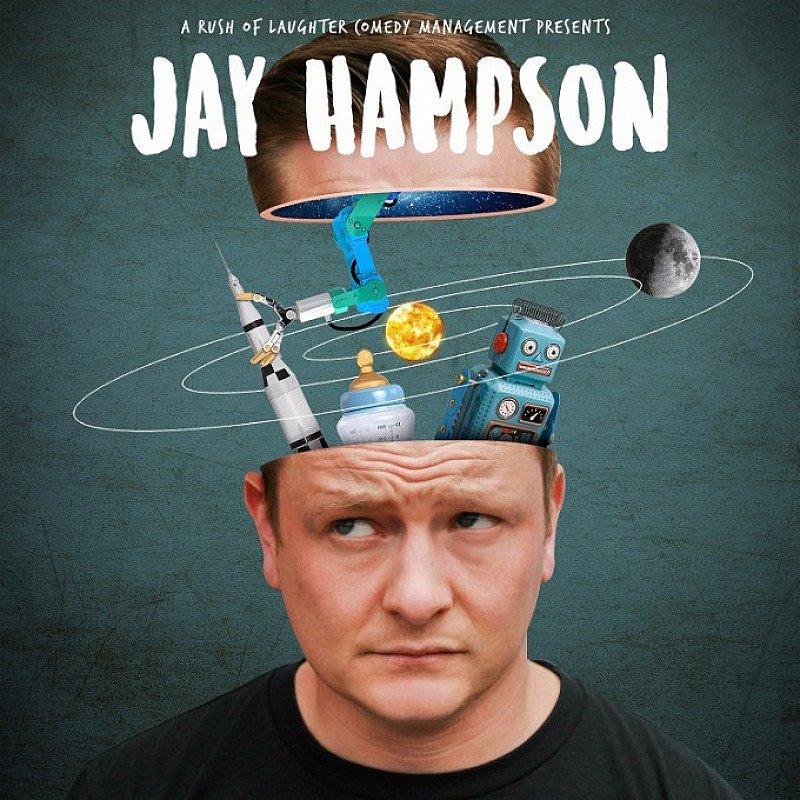 JAY HAMPSON – TERRIFIED