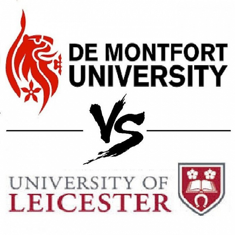 DMU VS. UNIVERSITY OF LEICESTER: STAND UP BATTLE