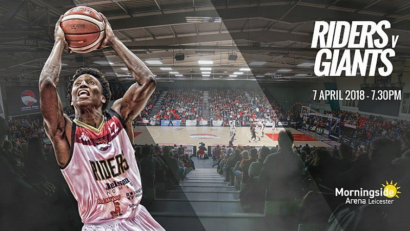 Leicester Riders v. Manchester Giants