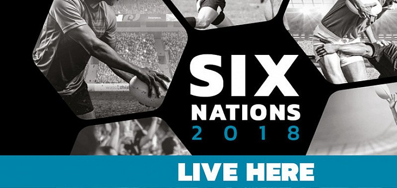 Six Nations 2018