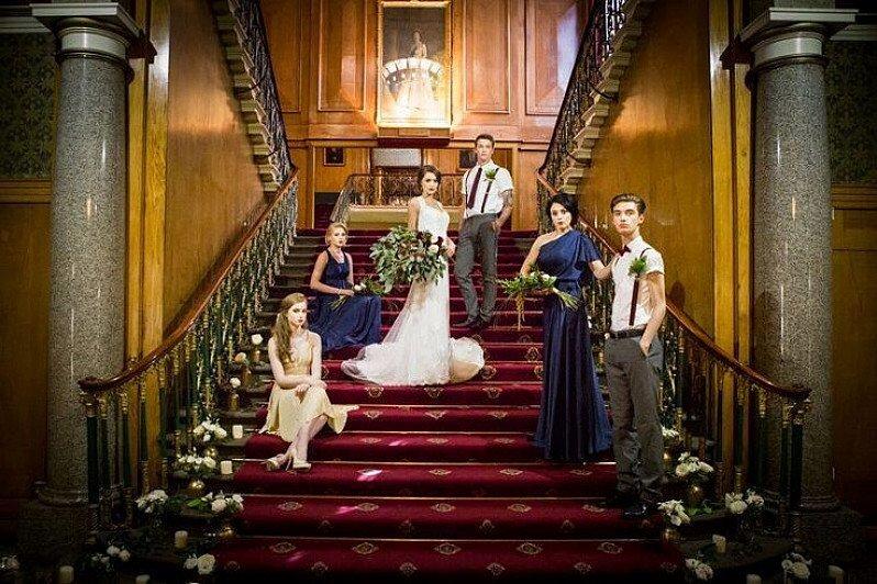 Cutlers' Hall Sheffield Wedding Fayre