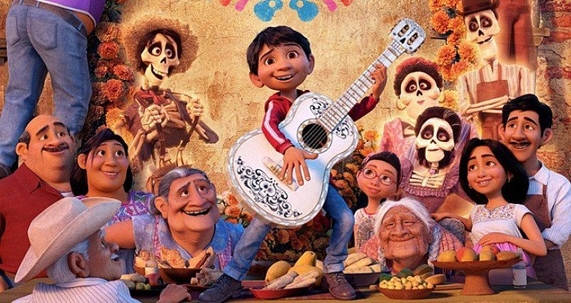 Film: Coco (PG)