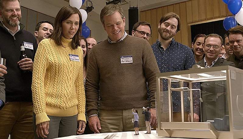 Film: Downsizing (15)
