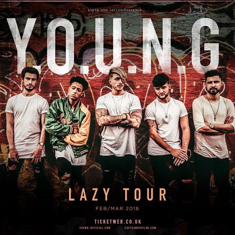 Y.O.U.N.G: The Lazy Tour