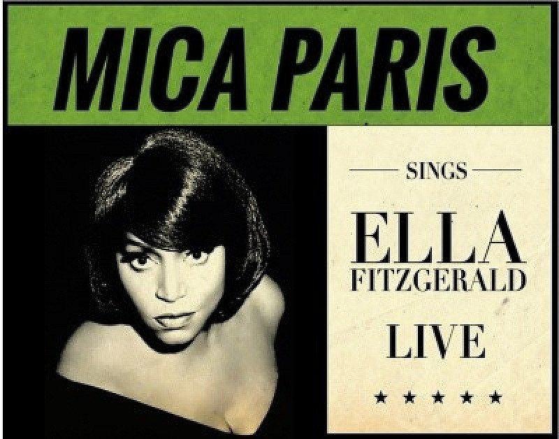 MICA PARIS sings ELLA FITZGERALD Live!