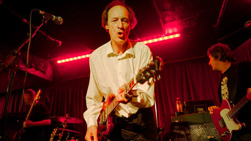 John Otway at Hare And Hounds