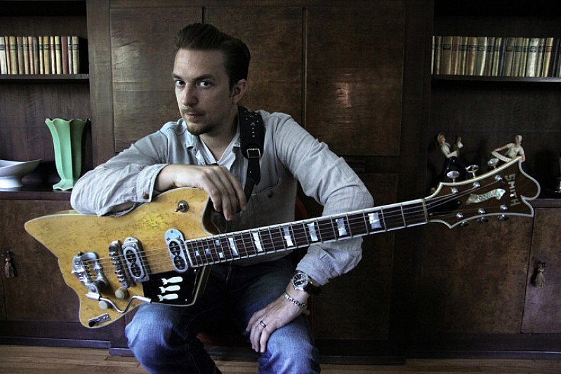 Hare & Hounds Presents JD McPherson (Ages 14+) at Hare And Hounds