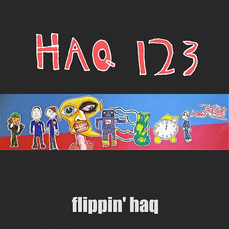 HAQ123 - Album Release Showcase at Hare And Hounds