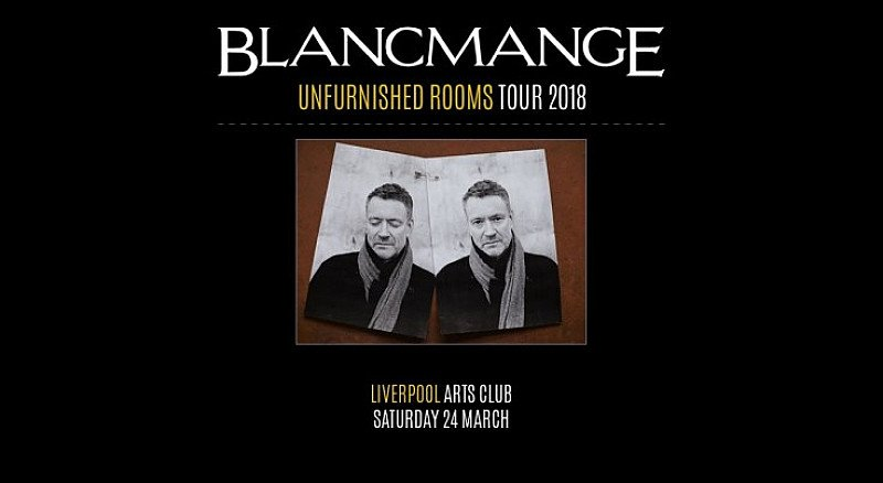 AGMP Presents Blancmange at Hare And Hounds