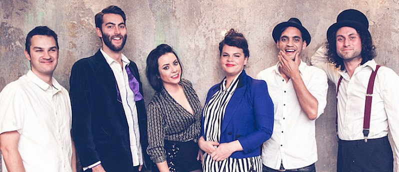 Electric Swing Circus - Hot Club de Swing at Hare And Hounds