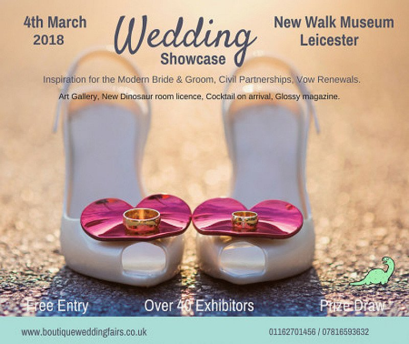 New Walk Museum Wedding Showcase
