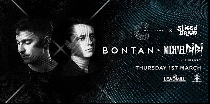 Collusion x S/B: Bontan + Michael Bibi