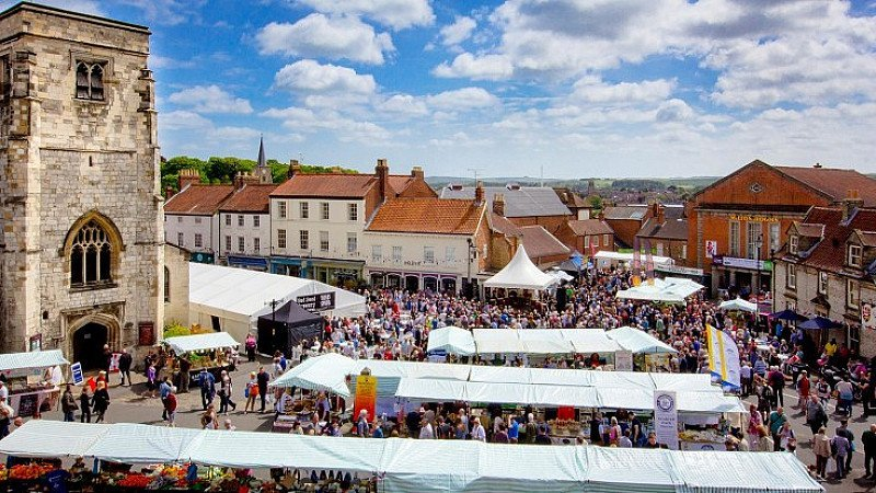 Malton Harvest Food Festival