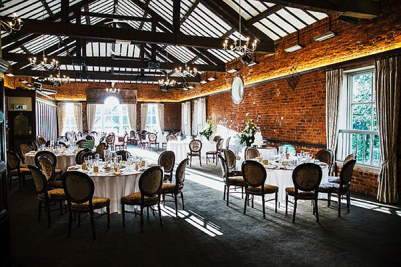 The Big Adlington Hall & Gardens Wedding Showcase