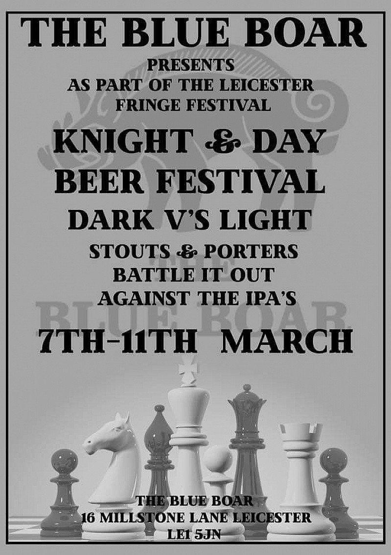 Knight & Day Beer Festival
