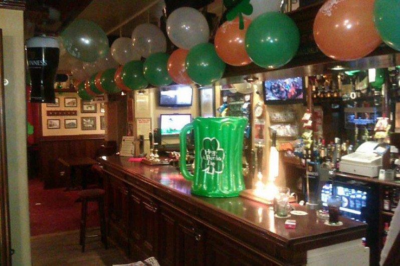 St Patricks Day Jig with DJ LadyD
