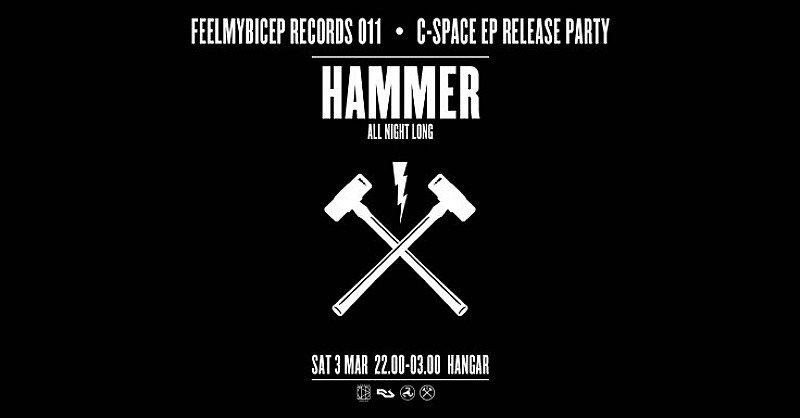 Hammer - All Night Long - Feel My Bicep Records Release Party