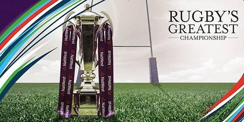 SIX NATIONS RUGBY: THE FINAL ROUND - 17.03 - 12:30pm to 6:45pm