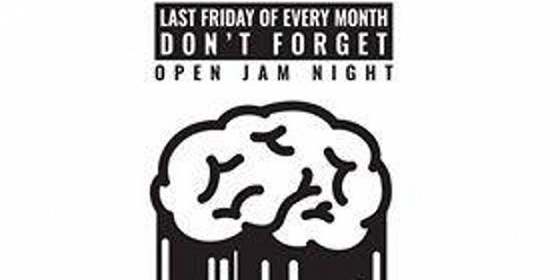 JAMNESIA - Open Jam Night at The Shed | VAULT | 30.03