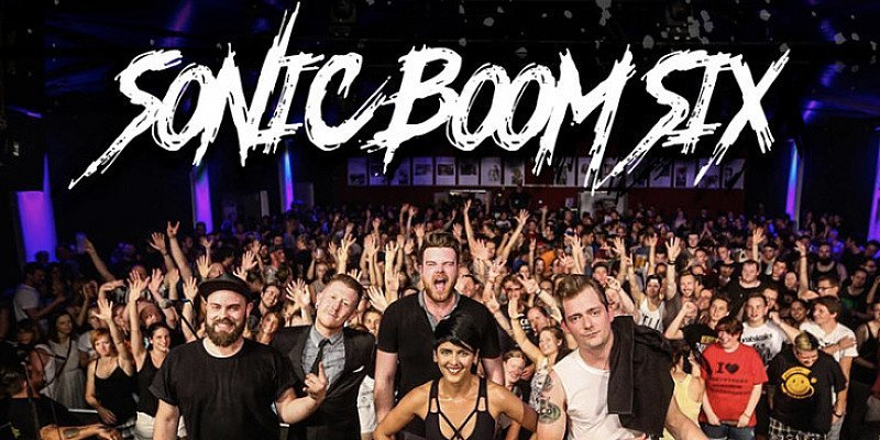 SONIC BOOM SIX - 12.04.18 - The Shed