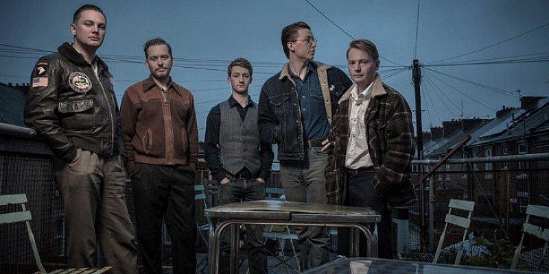 Rob Heron & The Tea Pad Orchestra - 27.04 -