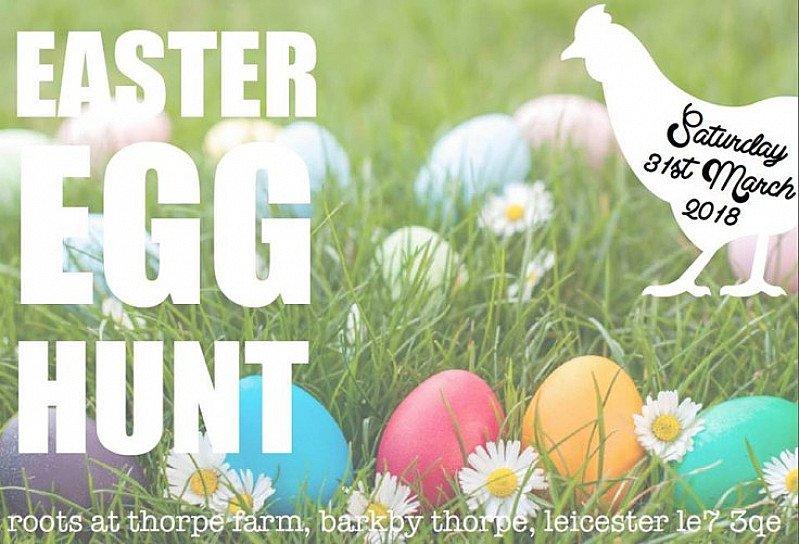 Roots Easter Egg Hunt