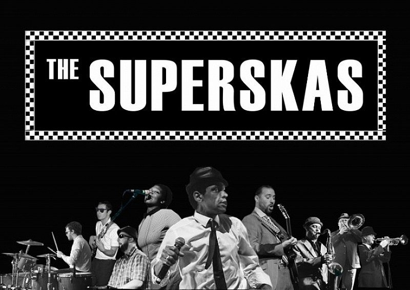 The Superskas – The Ultimate Tribute To Ska