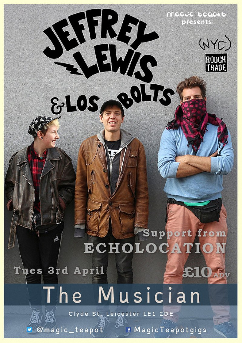 Jeffrey Lewis and Los Bolts