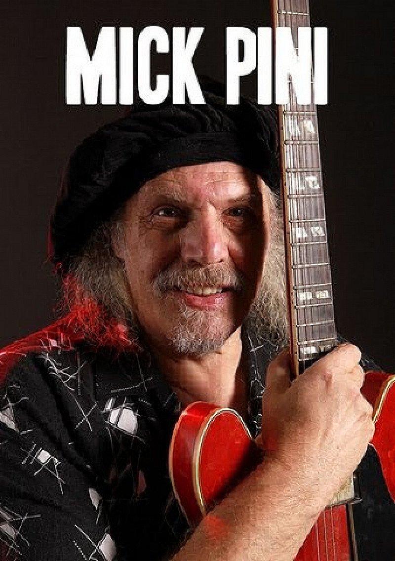 Mick Pini and Strange Blues