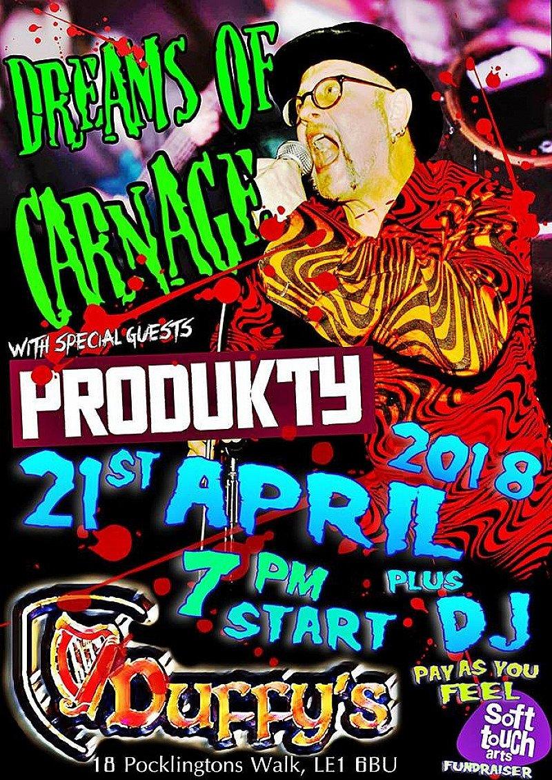 Dreams of Carnage x Produkty x D.J's