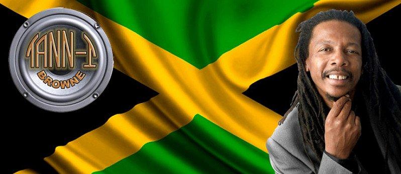 Tann-I Browne Bob Marley tribute