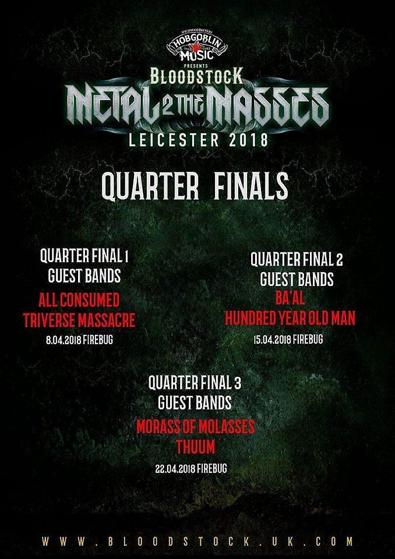 M2tM Quarter Final 2
