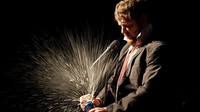 Tim Key: Megadate
