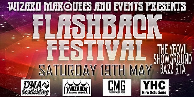 Flashback Festival - Yeovil, Somerset