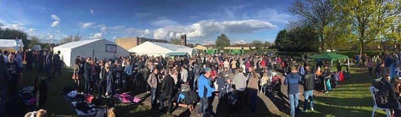 11th Independent Baldock Beer festival weekend