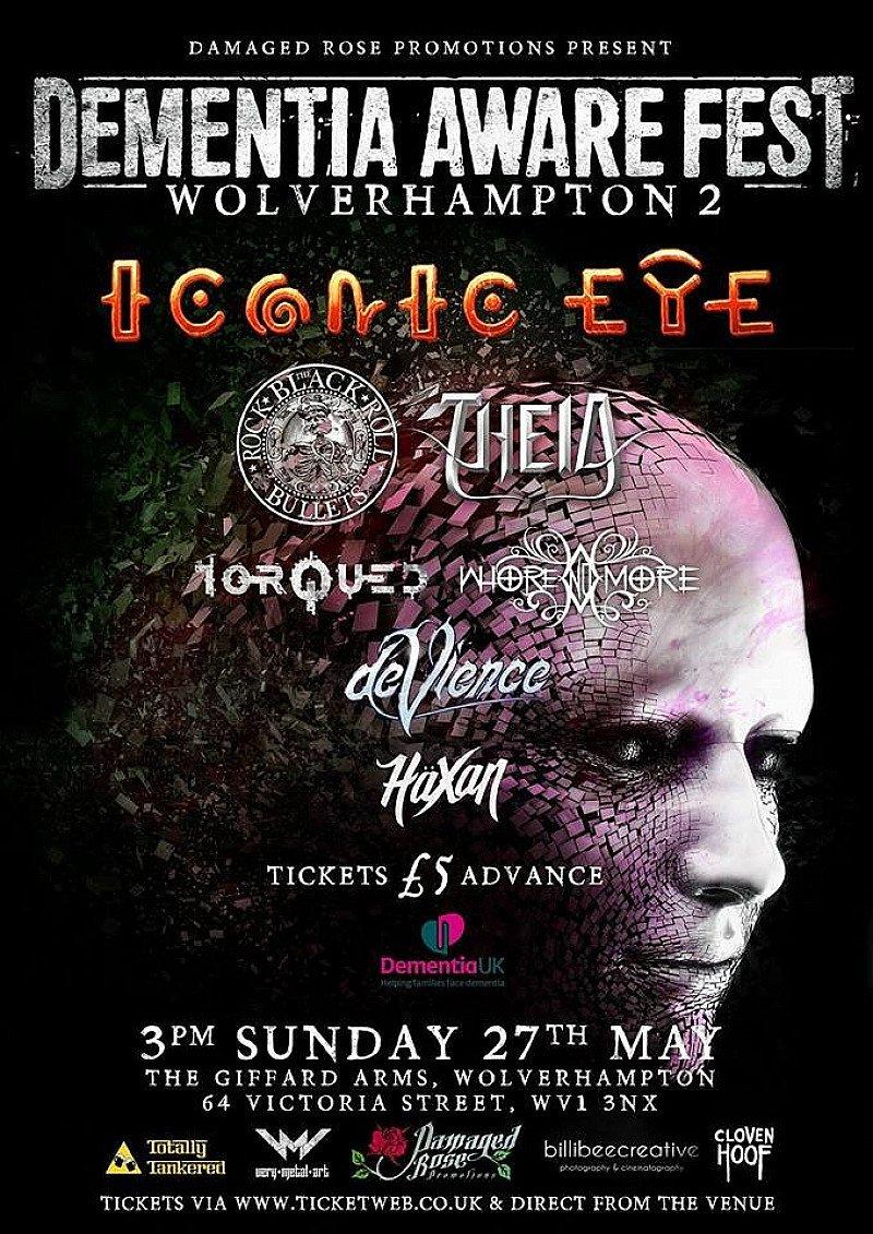 Dementia Aware Fest 2018 - Wolverhampton