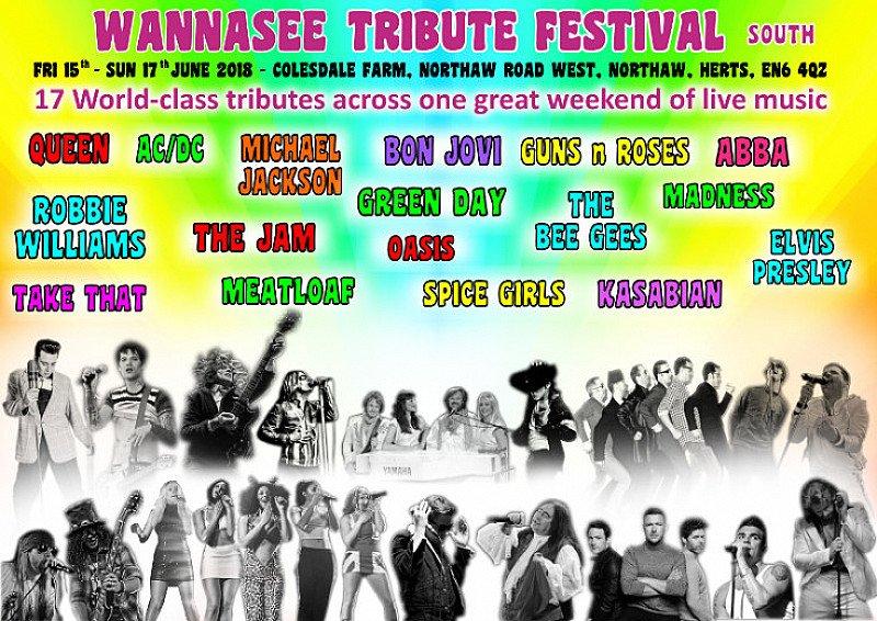 Wannasee Festival Hertfordshire