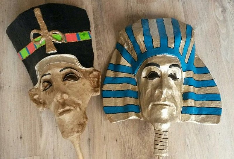 Exciting Egyptians – Visit the Bazaar!