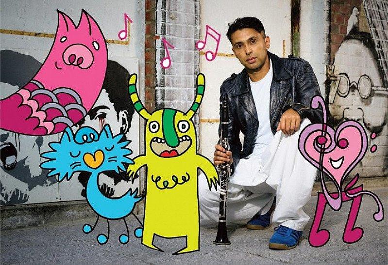 Funky Punky Jazz Party!