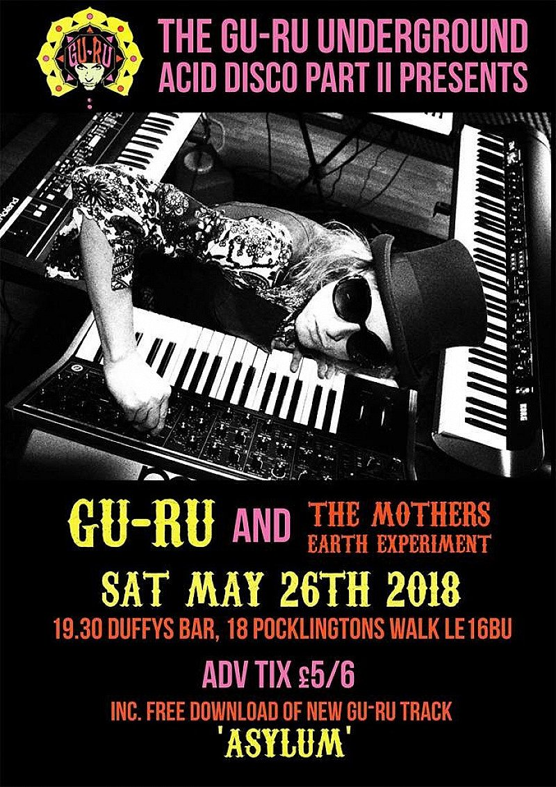 The GU-RU Underground Acid Disco Part II
