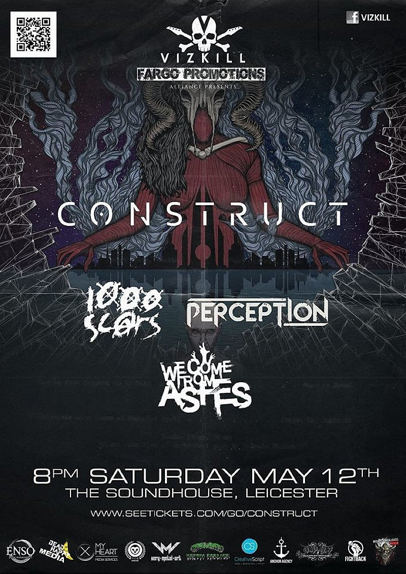 Construct | 1000 Scars | Perception | We Come From Ashes