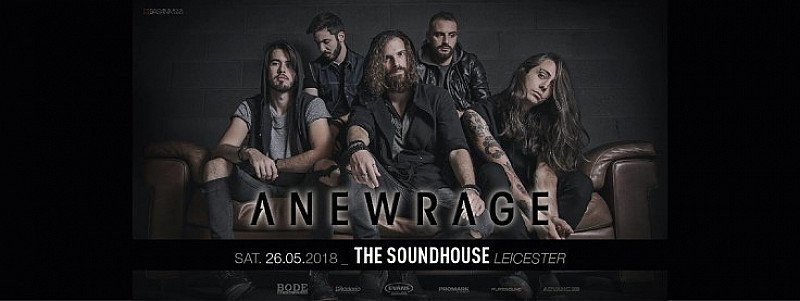 Anewrage: The Soundhouse, Leicester