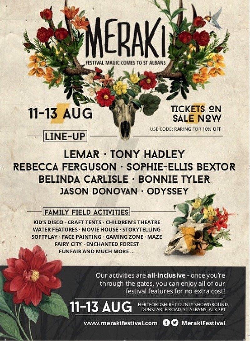 Meraki Festival 2018!