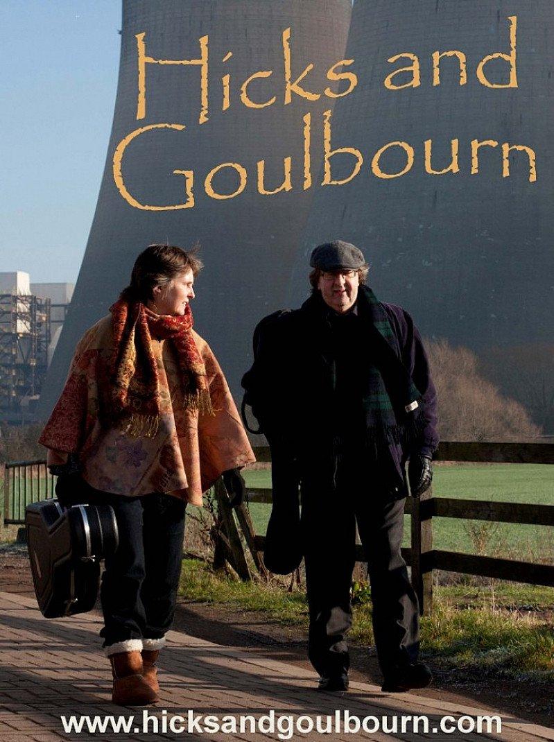 Steve Hicks and Lynn Goulbourn