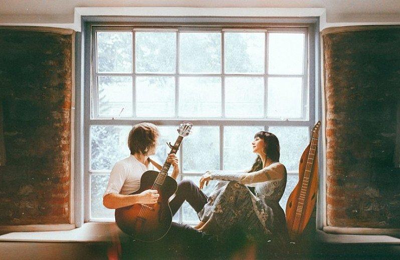 Ben Savage & Hannah Sanders