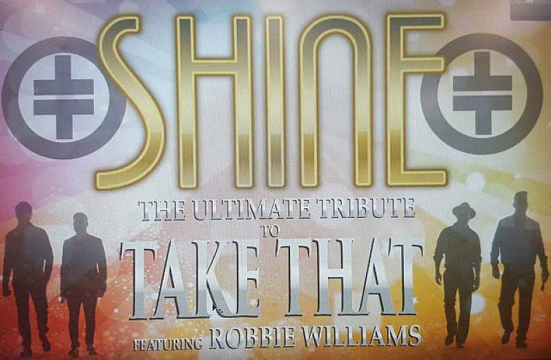 Shine - The Ultimate Tribute to Take That
