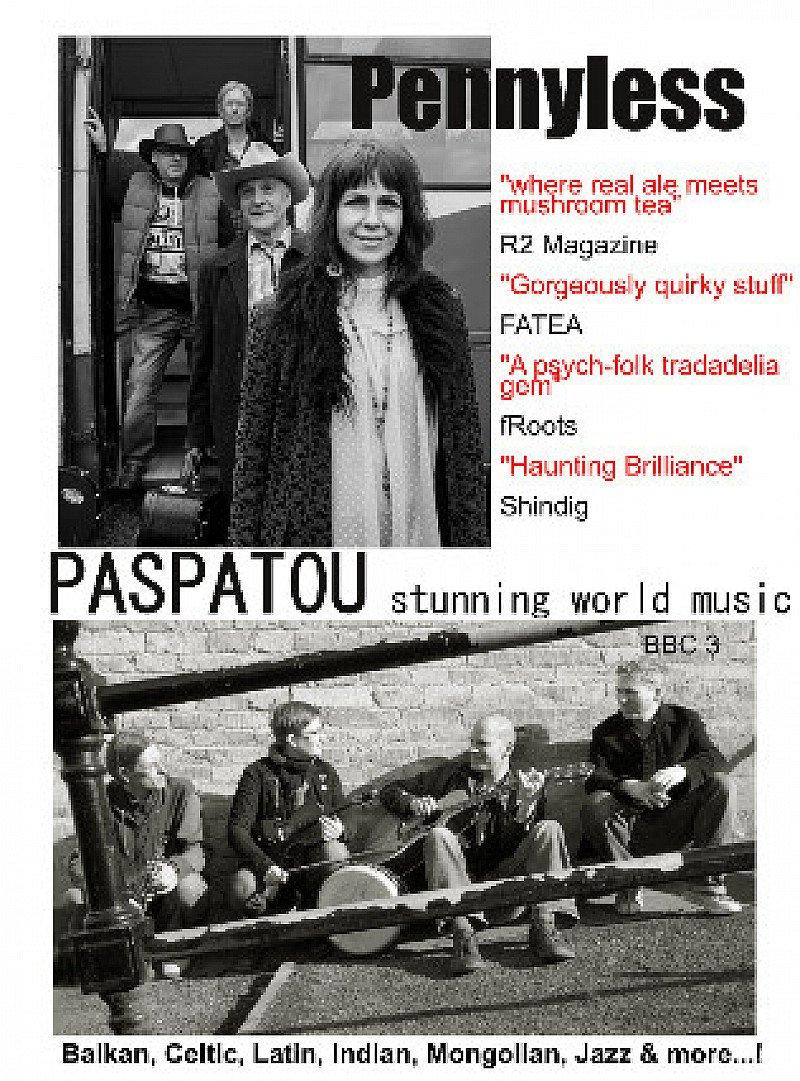 Pennyless + Paspatou